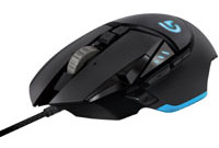 logitech g502 gamer mouse